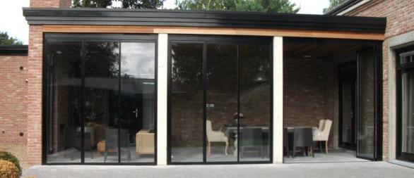 Lumalux Verandabeglazing Flexibele Glas Oplossingen Voor Uw Veranda